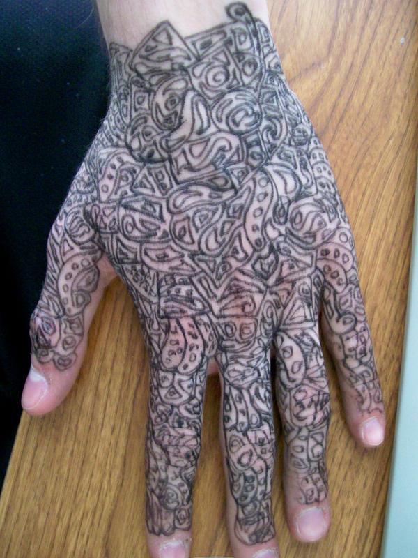 Artsy Hand