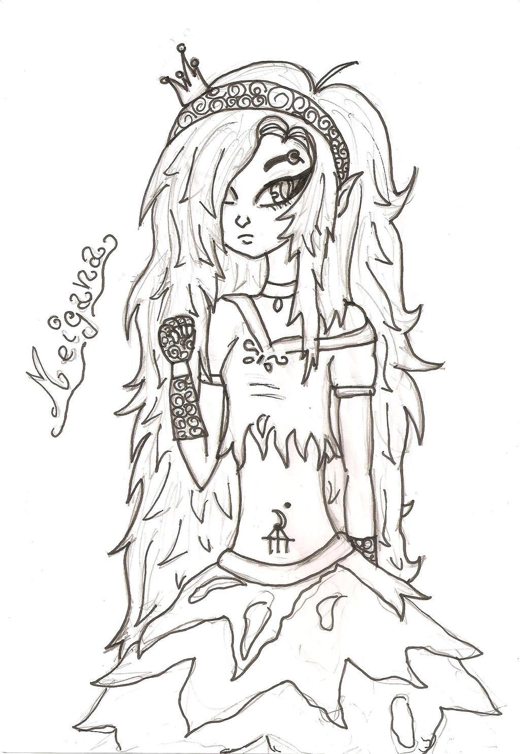 Dark Fairies Drawings Dark Fairy Drawings Dark