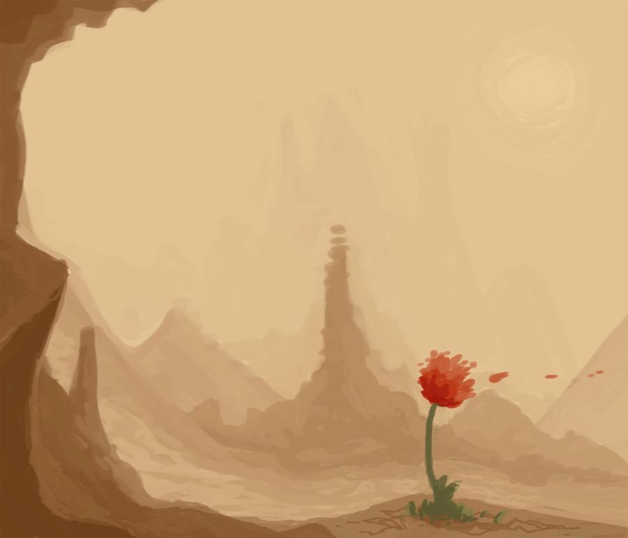 Desert - Chiisana-no-neko, DeviantArt