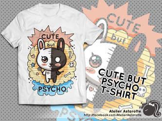 Cute but Psycho by AtelierAstarotte