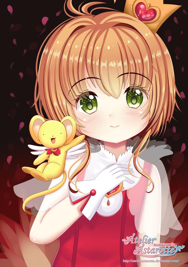 Cardcaptor Sakura by AtelierAstarotte
