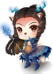 Musca Bless Online by AtelierAstarotte
