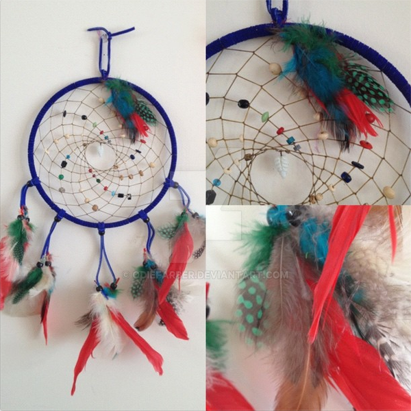 Dream Catchers Made By Native Americans Homemade Native American Dream Catcher by OdieFarber on DeviantArt 31