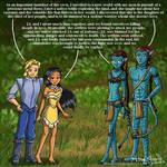 Pocahontas meets Avatar