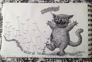 Doodle: Teamwork by OdieFarber