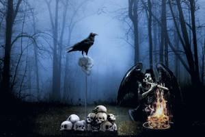 Smrt by Marvemada