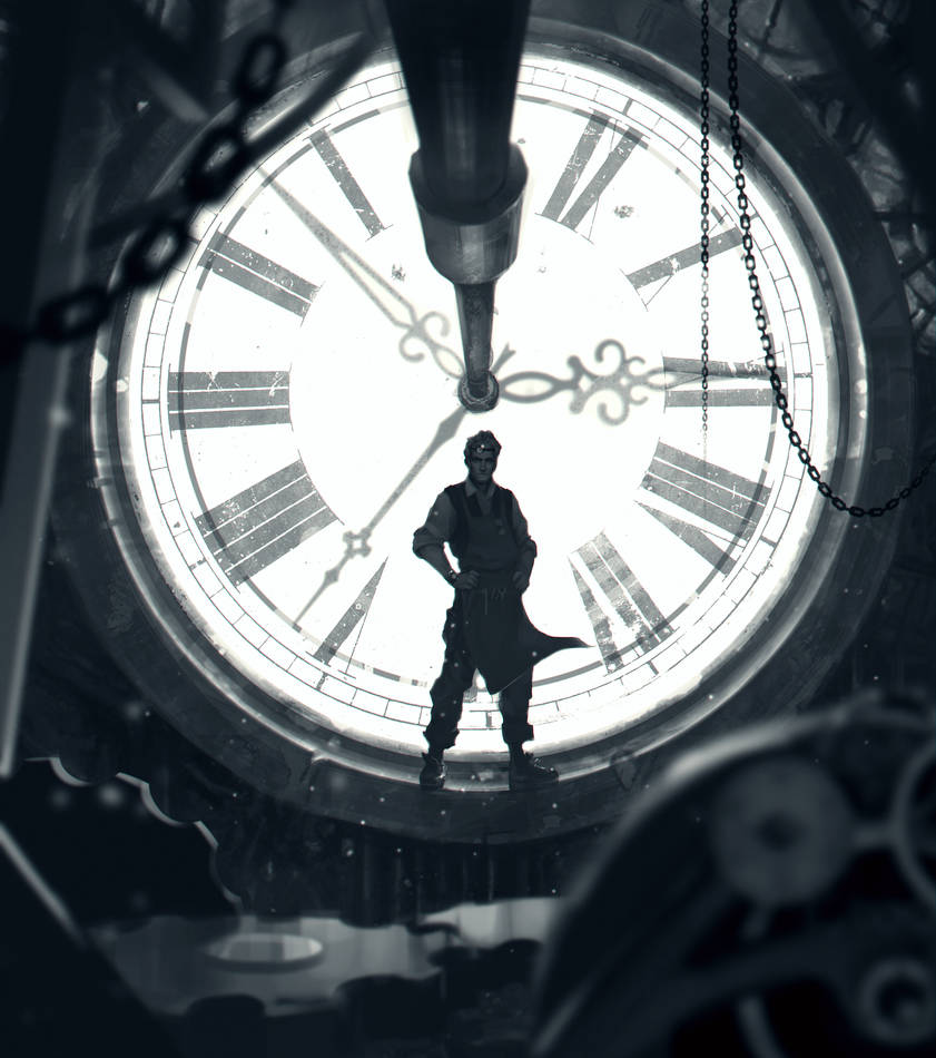 Clock by Denstarsk8