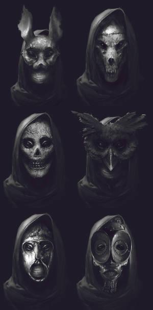 Masks All 2
