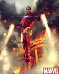Denys Ironman Evo1 logo