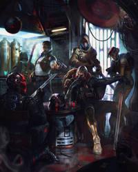 Star Wars Challenge by Denstarsk8