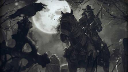 The Bounty Hunter by Denstarsk8