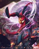 Spiderman Evo 2 by Denstarsk8