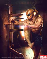 Iron Fist Evo 1 by Denstarsk8