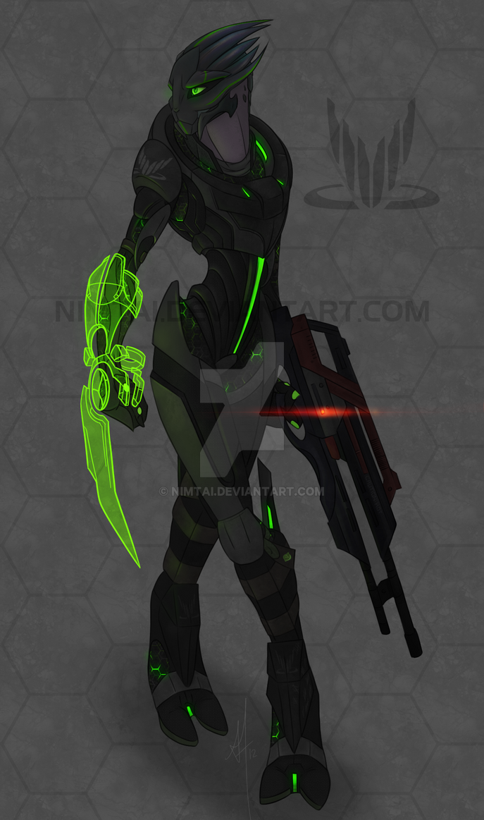 Spectre Operative Cerce Vicero by Nimtai