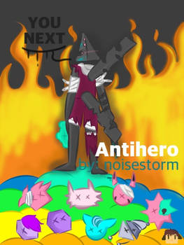Digital Friday: antihero
