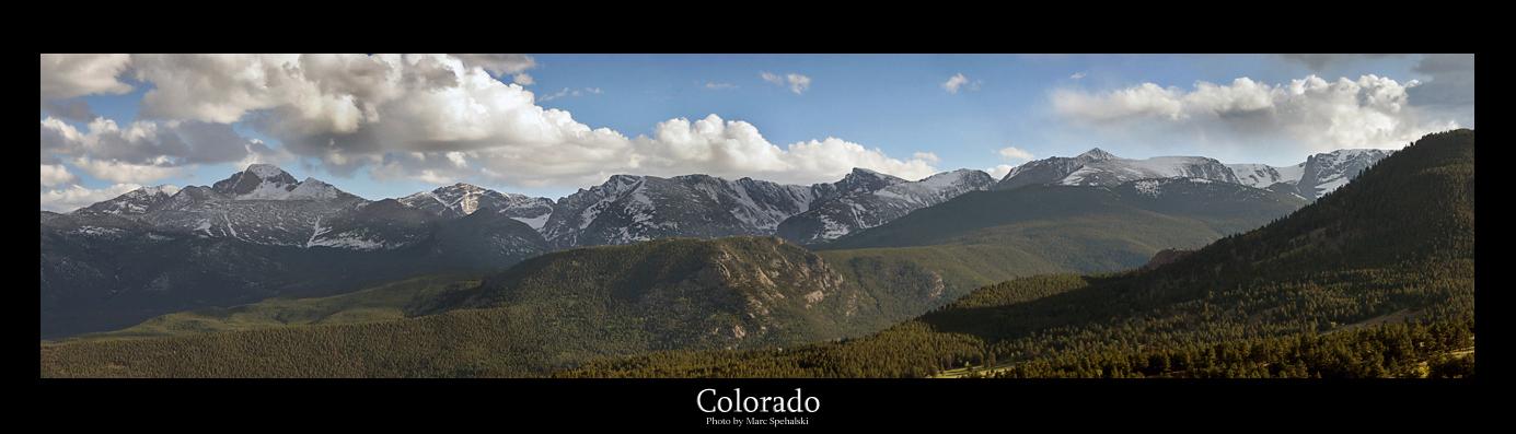 Colorado by CubeMonster