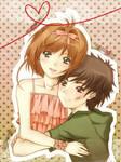 sweet love. by Tomochii-Chan