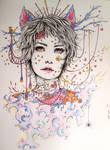 Doodle- Girl