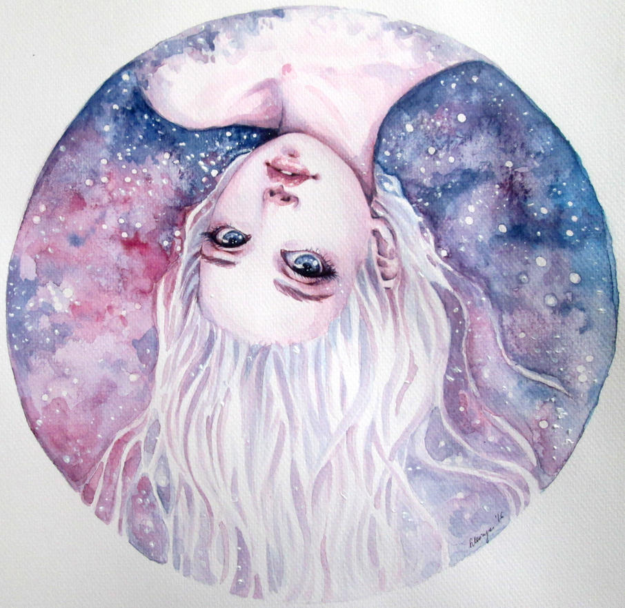 Nebula by Doringota