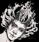 Inktober (Devil14/31)