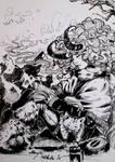 Inktober (Devil 19/31)