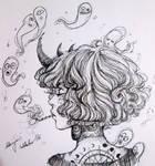 Inktober (Devil 24/31)