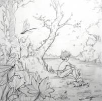 Mason Wip commission  by Doringota