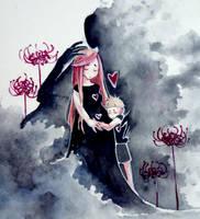 Four hearts by Doringota