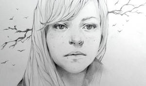 Selfportrait by Doringota