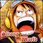Ruffy Strong World Avatar by AbbyGuard