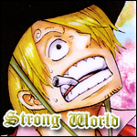 Sanji Strong World Avatar by AbbyGuard