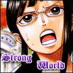 Nico Robin Strong World Avatar by AbbyGuard