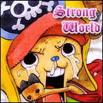 Chopper Strong World Avatar by AbbyGuard