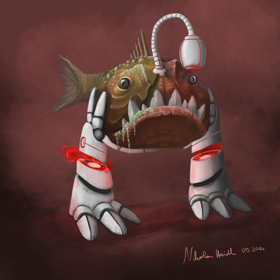 Batiaclarus by 4drenalini