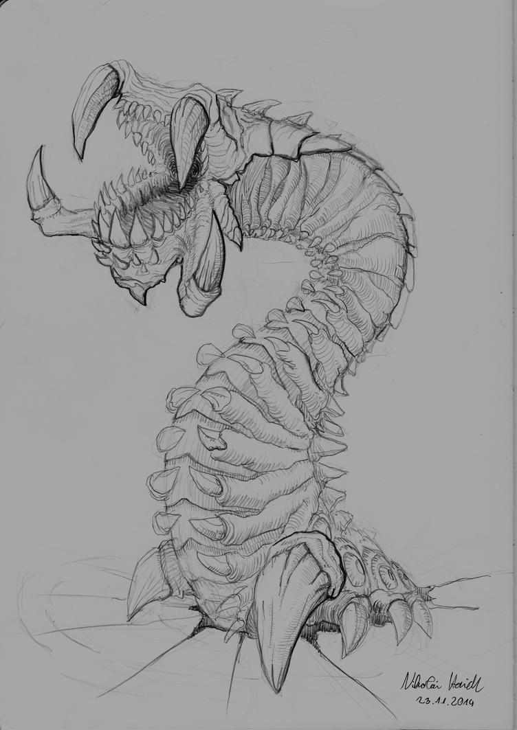 Worm by 4drenalini