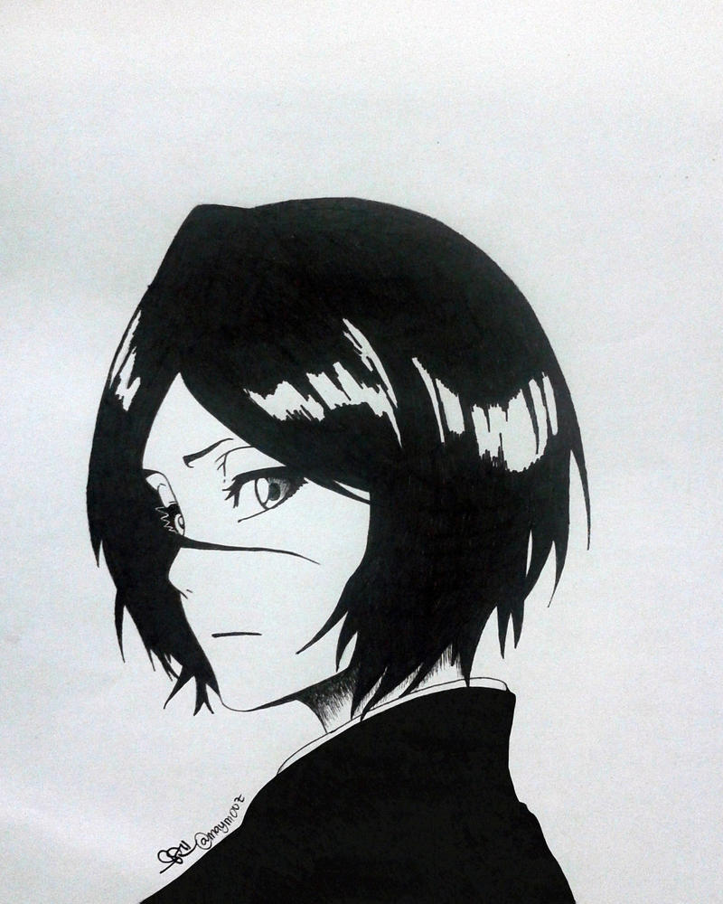 Rukia Kuchiki New Look   Daily Anime Art