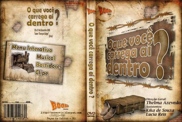 DVD_Oque_Voce_Carrega_Ai? by boomovies
