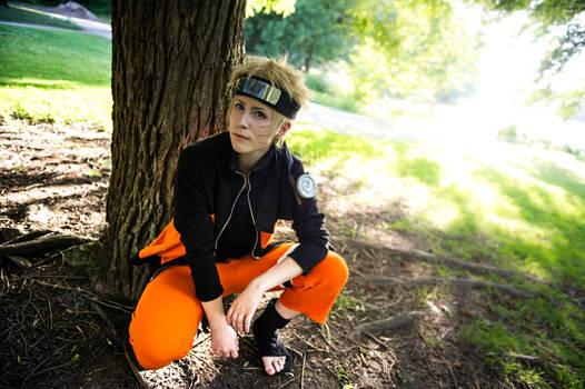 Toumei Datta Sekai - Naruto