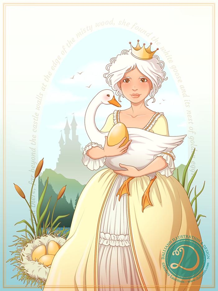 The Golden Eggs by Dalliann