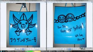 One Piece giftbag