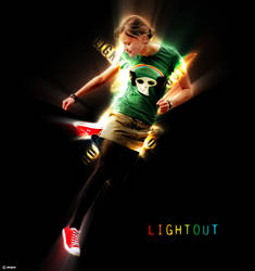 LIght OUT ::... by abhijeet