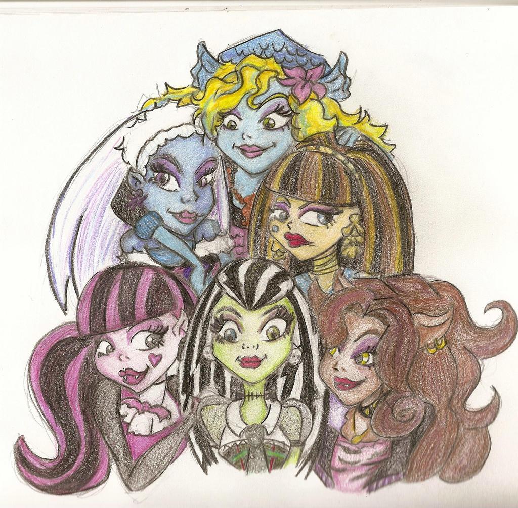 freaky fabulous by titanstargirl