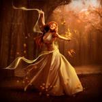 Sister Gypsy by artorifreedom
