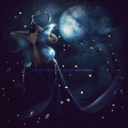 Shadow of the moon by artorifreedom