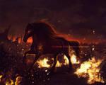 Elemental - Fire by artorifreedom