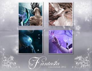Fantasia - Calendar 2012 by artorifreedom