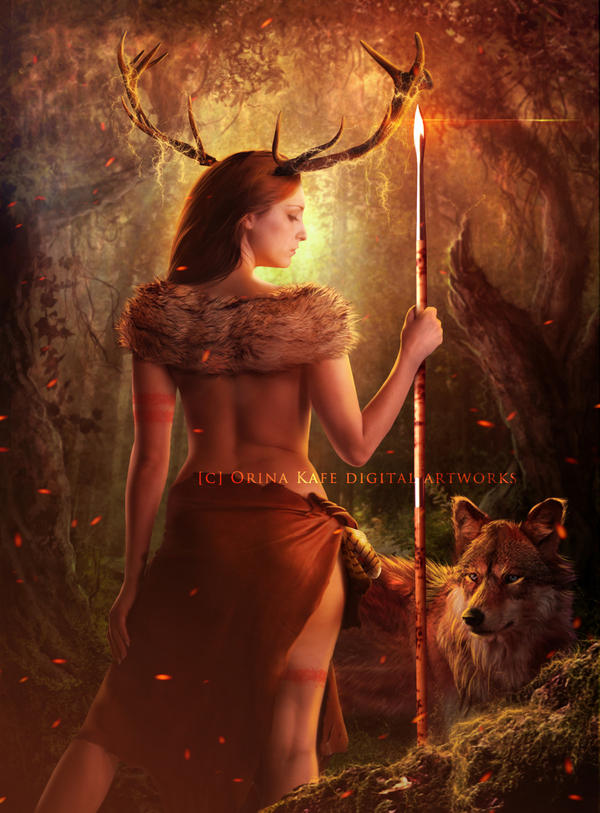 Artemis by artorifreedom