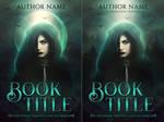 Premade book/ebook cover - Witch
