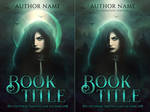 Premade book/ebook cover - Witch