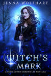 Book Cover - Witch's Mark